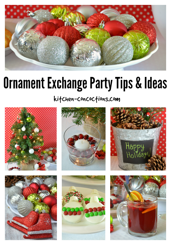 Ornament Exchange Party