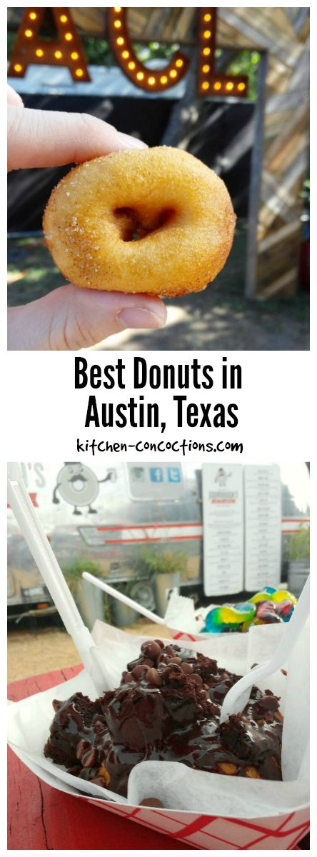 Best Donuts in Austin, Texas