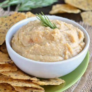 Artichoke and White Bean Dip
