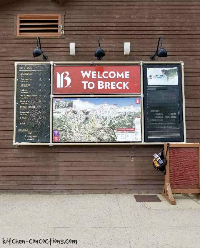 Places to Eat in Breckenridge, Colorado