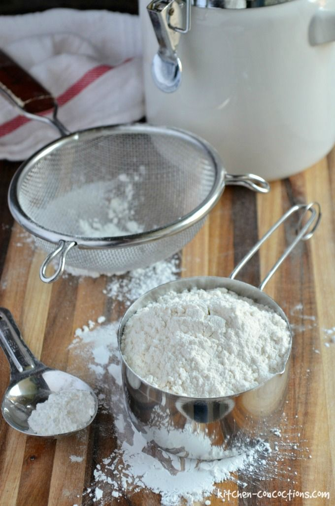 How to Make Cake Flour Kitchen Concoctions