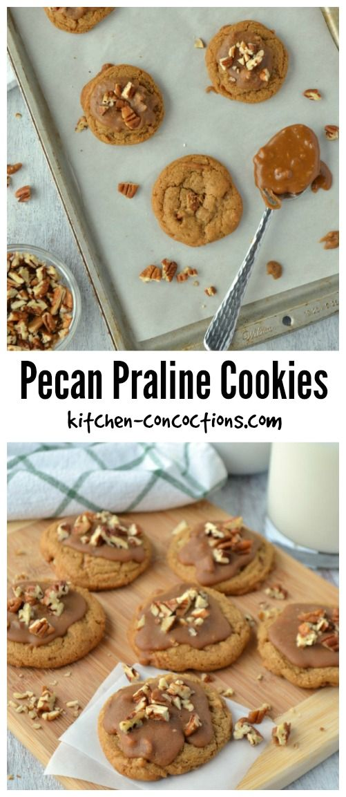 These Pecan Praline Cookies are a delightful twist on a popular southern candy! Grab the recipe and check out my tip for storing baked goods and ingredients.