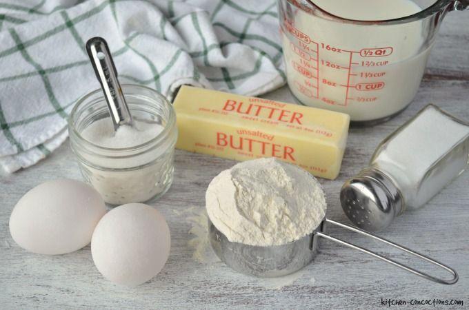 Chicken Florentine Crepes Recipe - Kitchen Concoctions