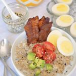 Build Your Own Oatmeal Bar with Sweet and Savory Oatmeal Toppings