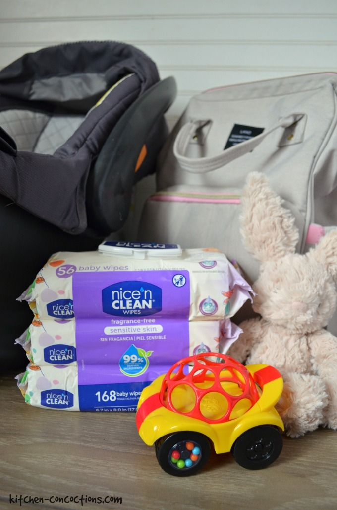 Travel Tips – Road Trip with Baby