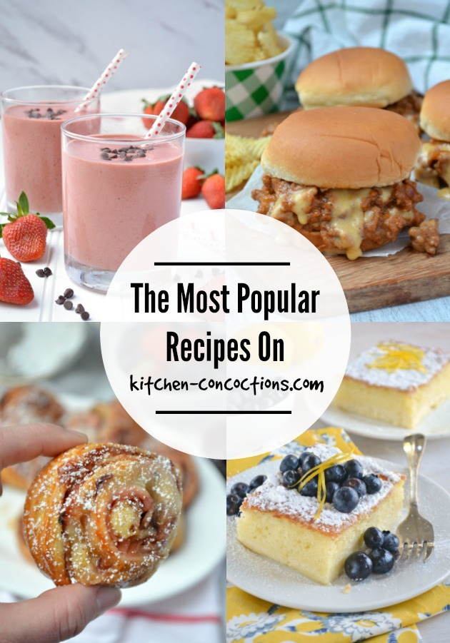 The Most Popular Recipes On Kitchen Concoctions Kitchen Concoctions