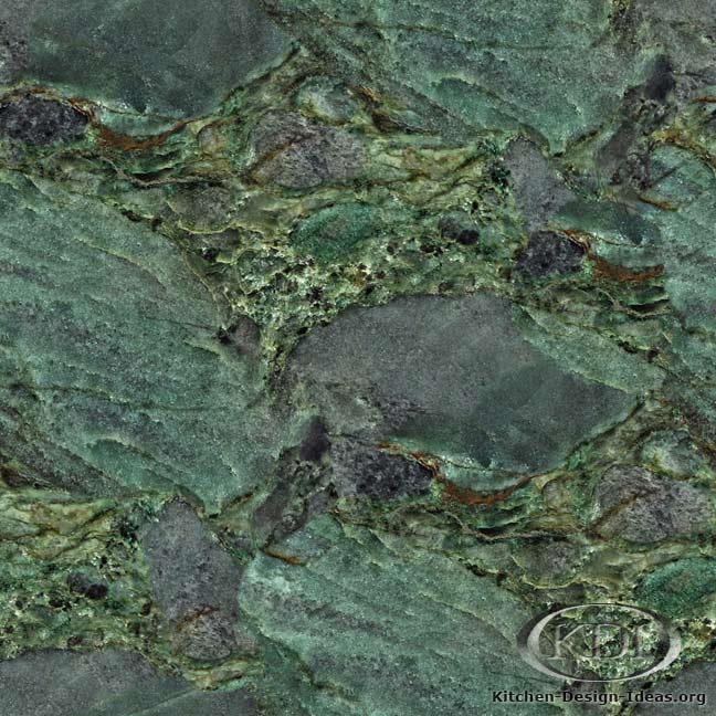 Green Granite Colors Names
