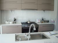 Pictures of Kitchens - Modern - Beige Kitchen Cabinets
