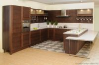 Pictures of Kitchens - Modern - Dark Wood Kitchens