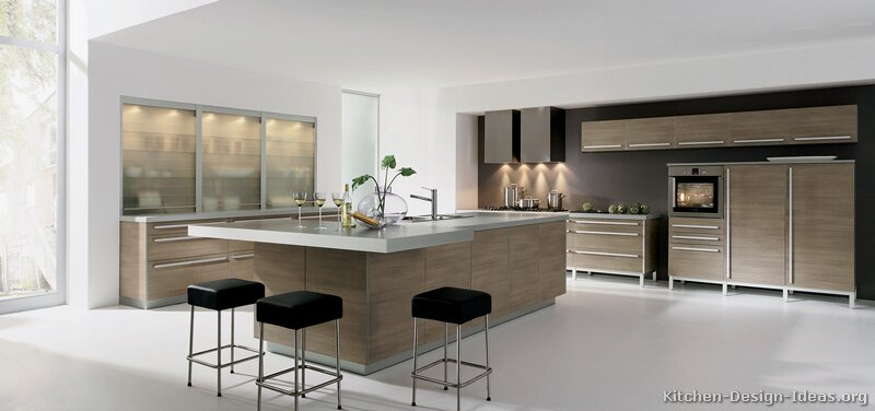 Pictures Of Kitchens Modern Light Wood Kitchen Cabinets Kitchen