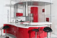 Retro Kitchen Designs - Pictures and Ideas