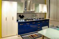 Modern Blue Kitchen Cabinets - Pictures & Design Ideas