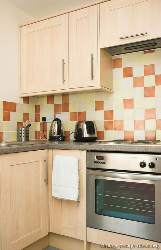 Kitchens Modern Whitewashed Cabinets
