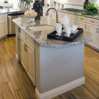 Kitchen Island With Sink | Modern Home & House Design Ideas