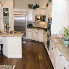 Antique White Kitchen Cabinets Large Floor Tiles For Pictures Of Kitchens Traditional Off 16 More