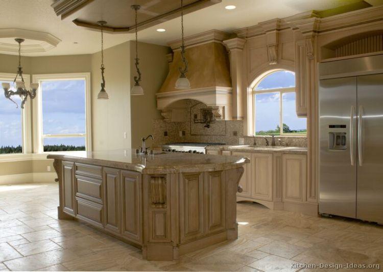 Antique White Kitchen Pthyd