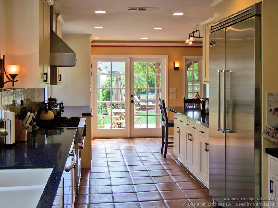 Kitchen Country Design Ideas