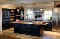Early American Kitchens - Pictures and Design Themes