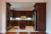 Dark Kitchen Cabinets   Casual Cottage