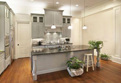 Kitchen Cabinets Gray