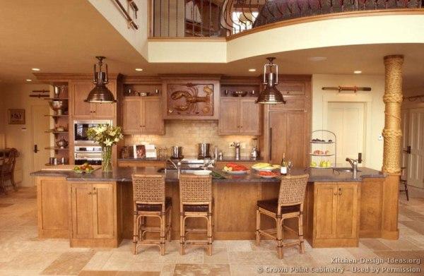 unique kitchen decorating ideas Unique Kitchen Designs & Decor - Pictures, Ideas, & Themes