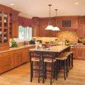 Kitchen photos of light cabinets http www kitchen design ideas org