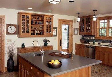 Ornate Kitchen Island Lighting