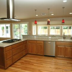 Backsplash For White Kitchen Needs Pictures Of Kitchens - Traditional Medium Wood Cabinets ...