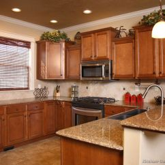 Lowes Copper Kitchen Sink Pendant Lights Pictures Of Kitchens - Traditional Medium Wood Cabinets ...