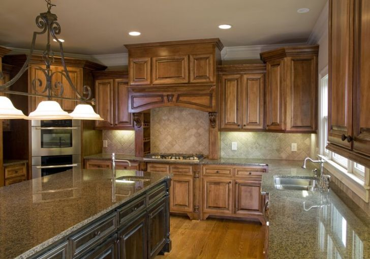 Old World Kitchen Island Lighting
