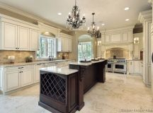 Pictures of Kitchens - Traditional - Two-Tone Kitchen ...