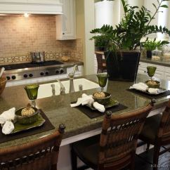 Planning A Kitchen Island Trashcans Gourmet Design Ideas