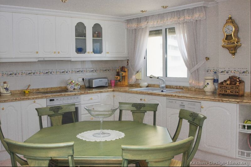 Pictures Of Kitchens Traditional White Kitchen Cabinets Page 3