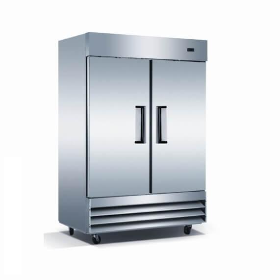 Commercial Refrigerator 2 Door Reachin  Kitchen Monkey