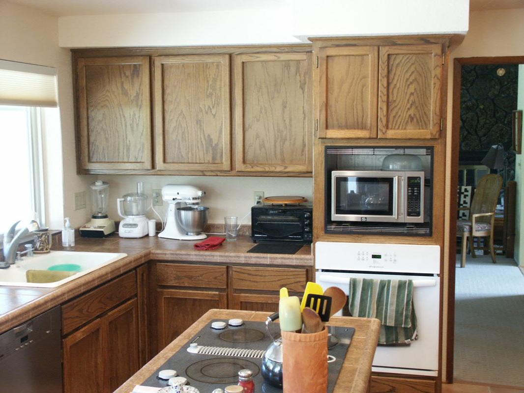 River View Kitchen Remodel  Reface  Kitchen  Bath ReStylers