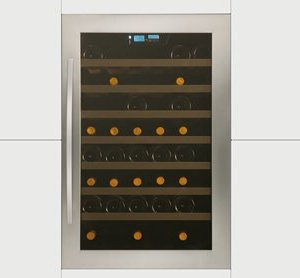 In-Column Single Zone Wine Cabinet H 885mm
