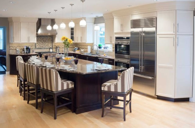 How To Improving Bi Level Home Kitchen Remodel