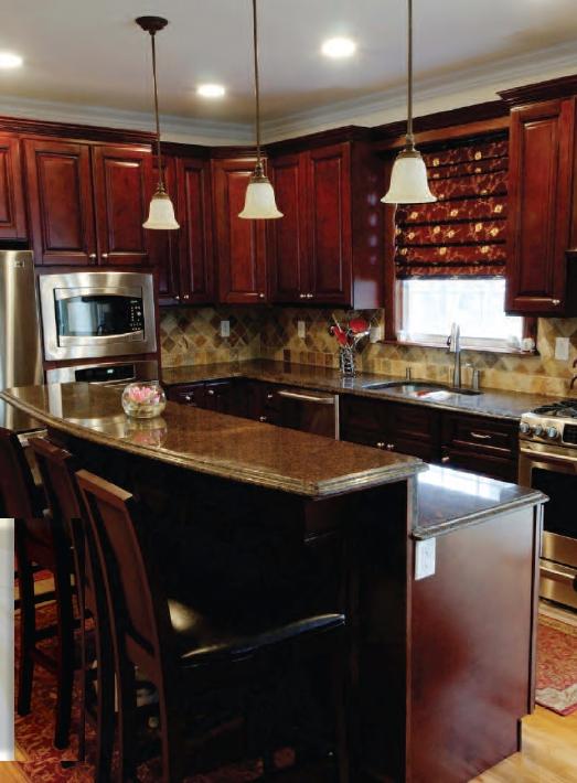 Brandy Wine Kitchen Cabinet Depot