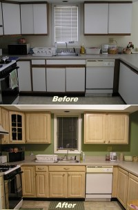 Cabinet refacing advice article: Kitchen Cabinet Depot