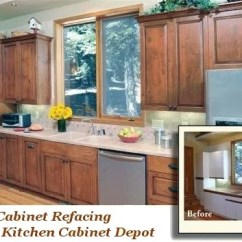 Kitchen Reface Depot Cutting Gloves For Cabinet Doors And Refacing Supplies If Your Existing Cabinets Are Sturdy You Happy With Layout Diy Do It Yourself May Be Just What Need