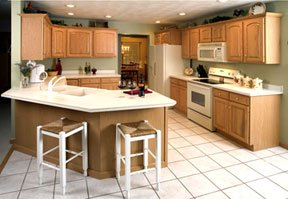 Unfinished Kitchen And Bath Cabinets