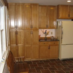 Kitchen Floor Cabinet Outdoor Prices Discounts Rta Cabinets Outside Your Copyright Oak John A Laundry W Fridge