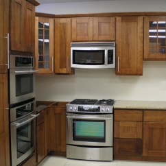Kitchen Cabinet Images Black Knobs Discount All Wood Cherry Cabinets