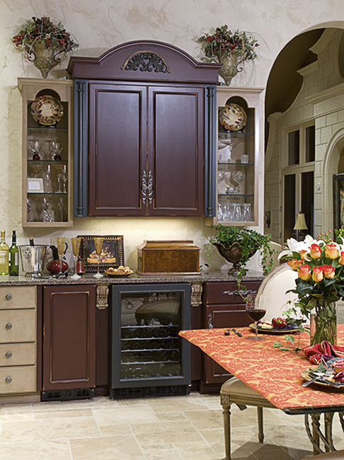 Mouser Cabinets
