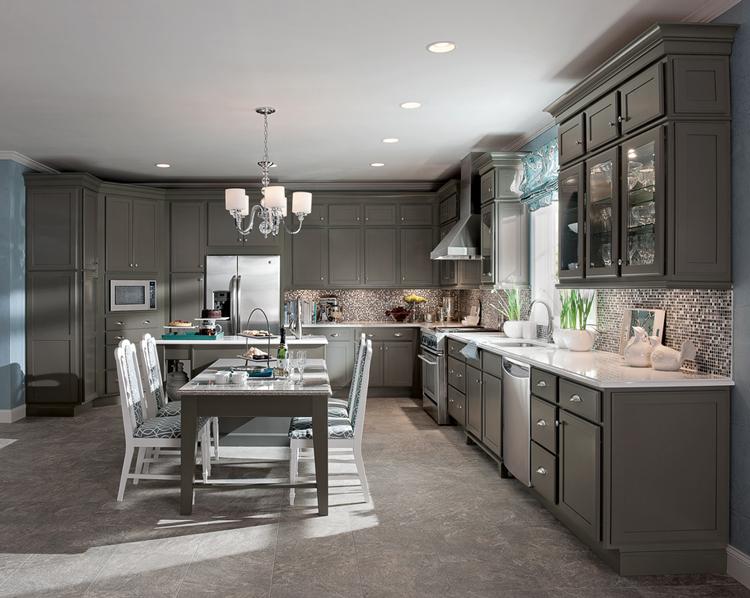 KraftMaid Kitchen Cabinet Gallery  Kitchen Cabinets