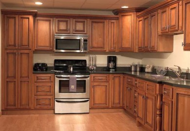 Black Kitchen Cabinets In Stock