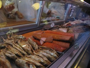Russ and Daughters smoked fish