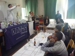 Kitchen Chemistry in Avignon