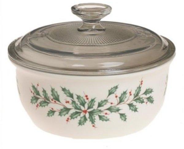 Linox's holiday casserole