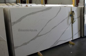 Quartz slabs kitchen countertops